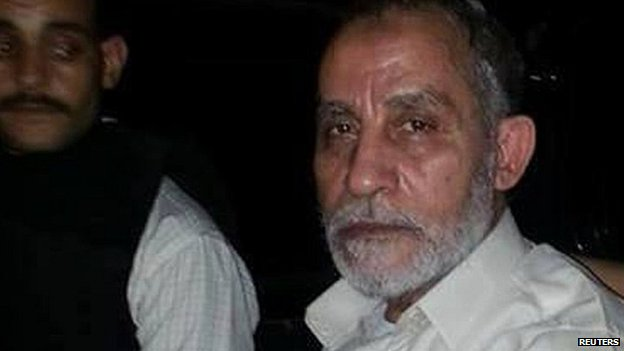 8 dead Palestinians face 'execution' in Egypt trial