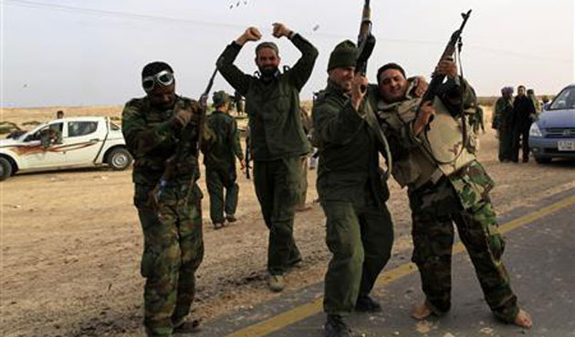 Gaddafi's soldiers are back, fighting with ISIL