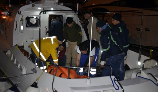 Turkey: 6 migrants die as boat sinks