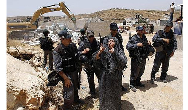 Israel approves bill to facilitate home demolitions