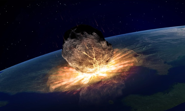 Enormous asteroid zone discovered in Australia