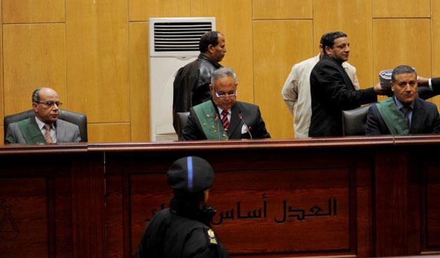 Egypt refers 64 civilians to military trial for 'violence'