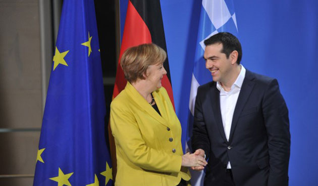 Athens 'happy' after Berlin talks