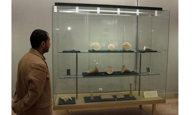 ISIL to sell stolen Iraqi artifacts to Europe