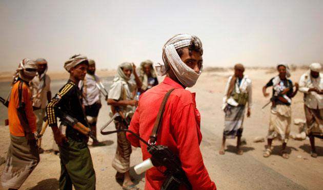 6 Houthis killed in clashes in Maarib