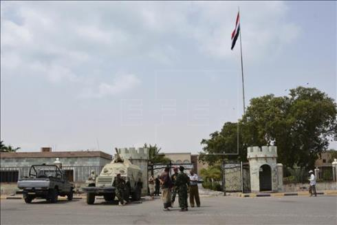 Yemen: Houthi capture Presidential Palace in Aden