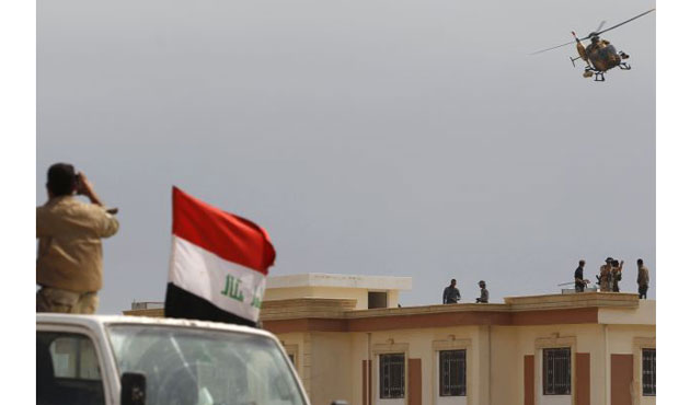 US concerned with Shia militia joining Iraqi army