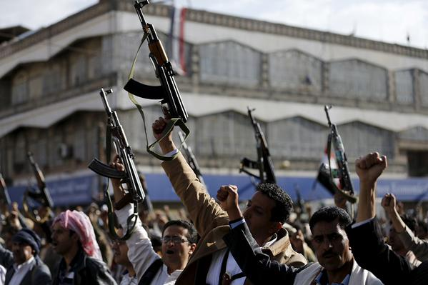 Houthis seize capital of Yemen's Shabwah