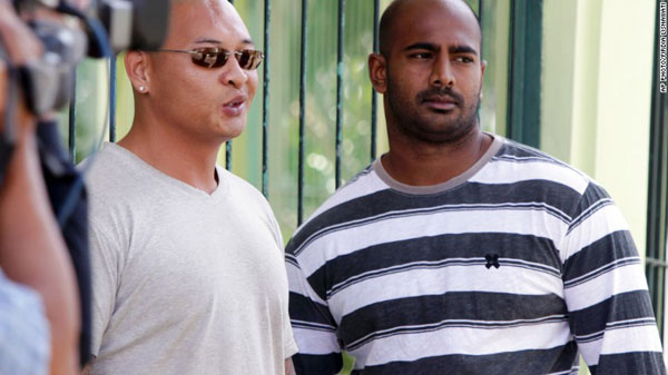 Indonesia rejects appeal by Australian death-row convict