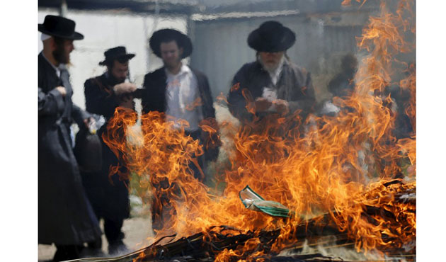 Israel 'making life hell' in Jerusalem for Passover