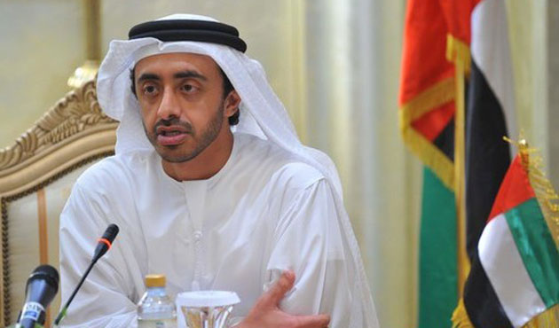 UAE calls on Arabs to join anti-Houthi campaign