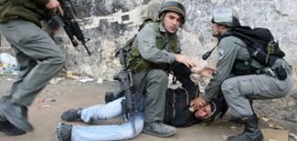 Israeli troops assault Palestinian child in WB