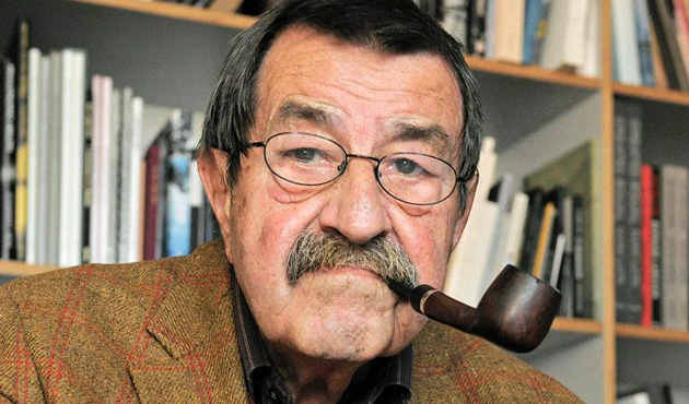 Germany's Guenter Grass dies at 87