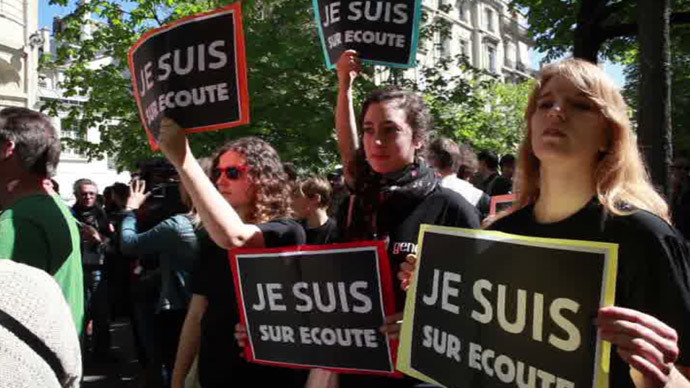 France: new mass surveillance bill proposed