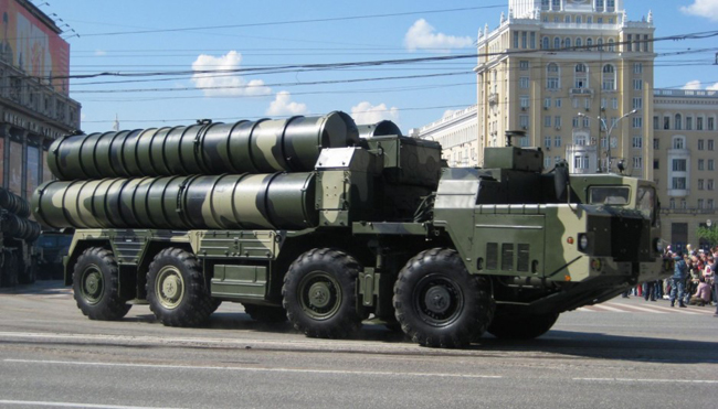 Israel voices concern over Iran-Russia missile deal