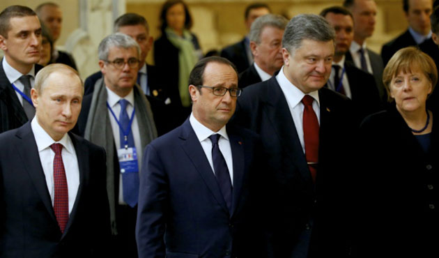 Kiev to allow foreign troops, nukes in Ukraine