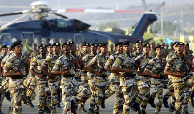 Egypt, S. Arabia discuss to mull military drill