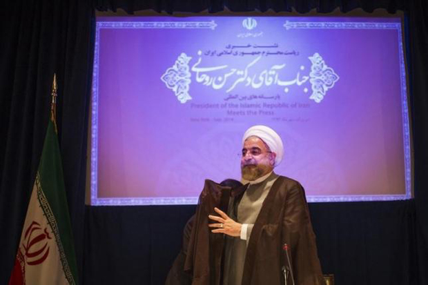 Rouhani: nuclear deal possible only if sanctions lifted