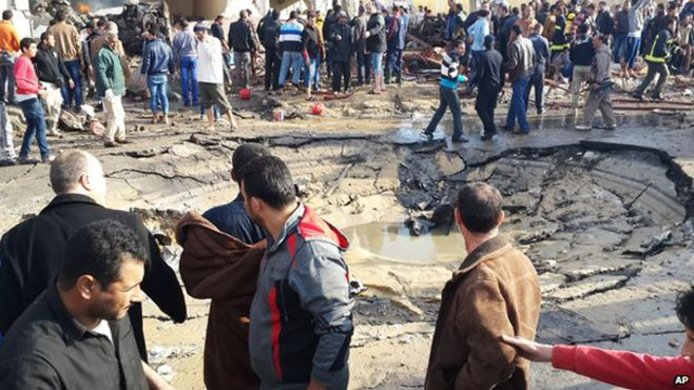 Bomb blast in Egypt, ISIL-linked group claims the attack