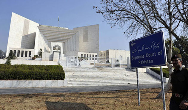 Pakistan top court halts executions ordered by military