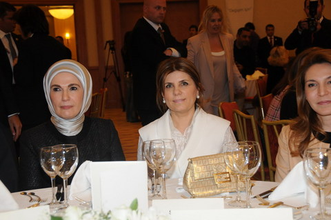 Turkey builds support for W20 group for businesswomen