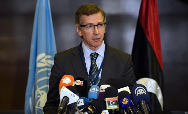 UN envoy says close to final Libya deal