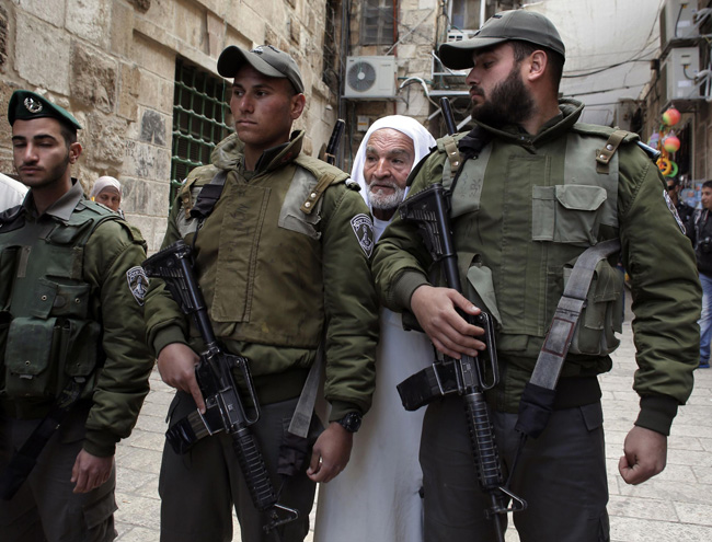 Israel killed 7 Palestinians, detained 50 children in April