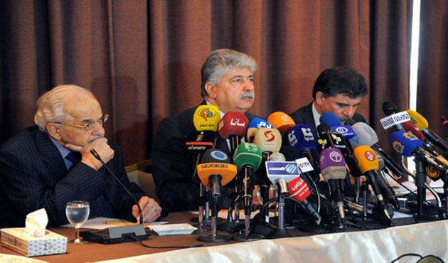 PLO members to visit Syria to discuss Yarmouk