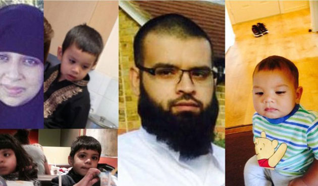UK police fears missing family en route to join ISIL