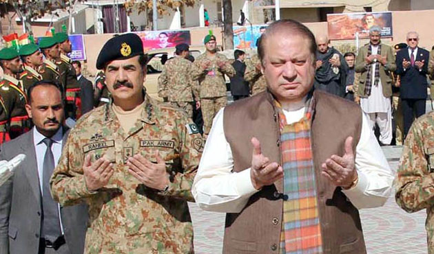 Pakistani PM, army chief to visit S. Arabia Thursday