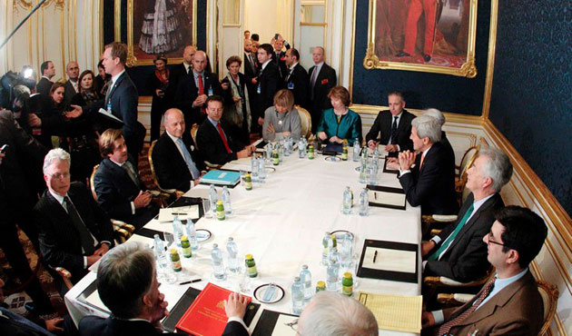 Diplomatic push for final Iran nuke deal in Vienna