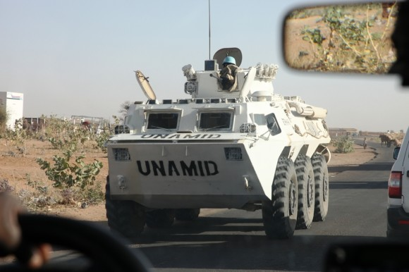 UNAMID forces kill 6 fighters in S. Darfur