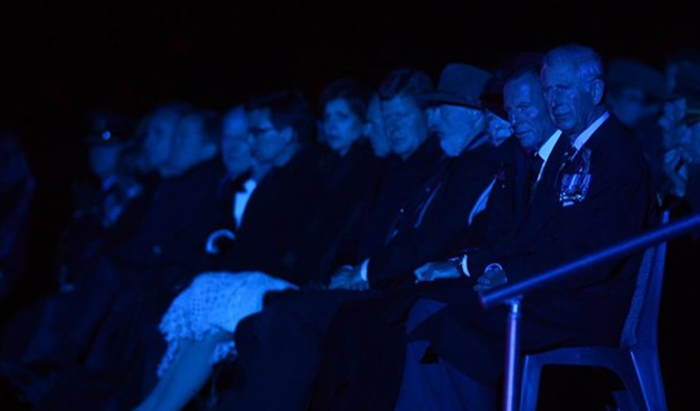 Thousands honor Gallipoli dead at dawn service