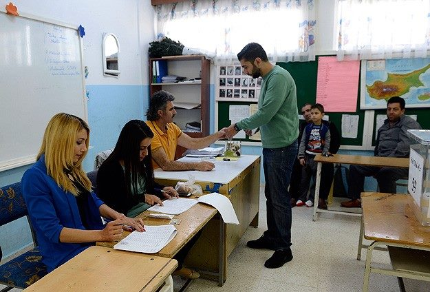 Second round in Turkish Cypriot presidential election