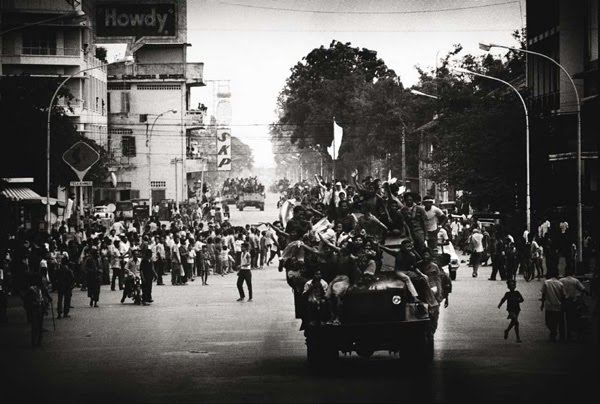 Evacuation of Phom Penh remembered