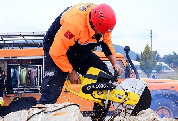 Turkish search and rescue teams heading to Nepal