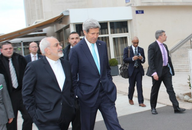 U.S., Iran to meet at UN anti-nuclear arms conference