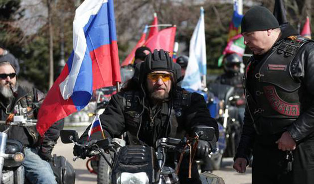 Germany: border guards will try to keep Russian bikers out