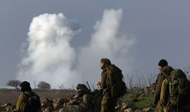 Israel launches surprise drill in Golan Heights
