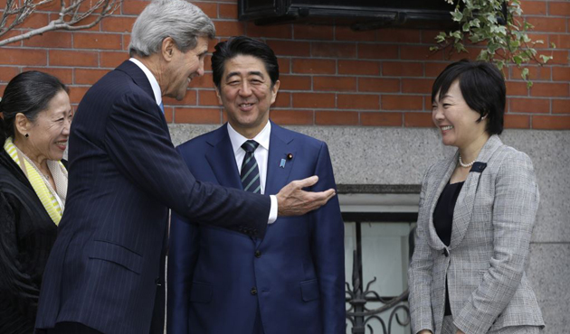 New Japanese-US alliance counters China's rise