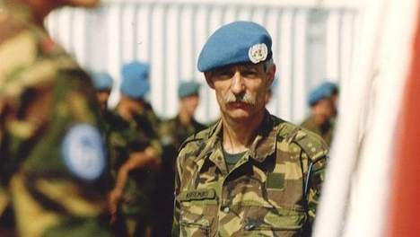 Bosnia genocide case of Dutch commander dropped