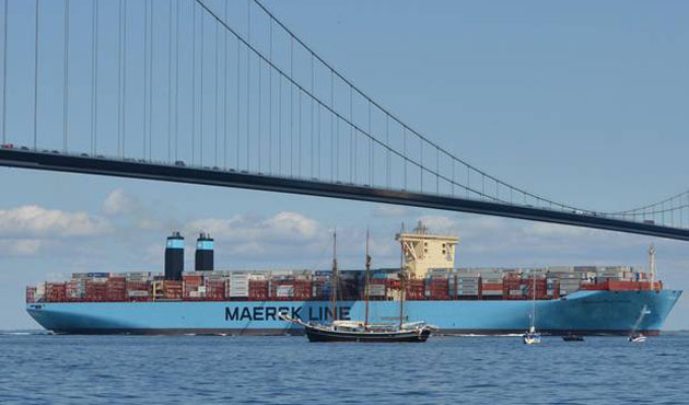 Iran embassy: Maersk vessel to be freed