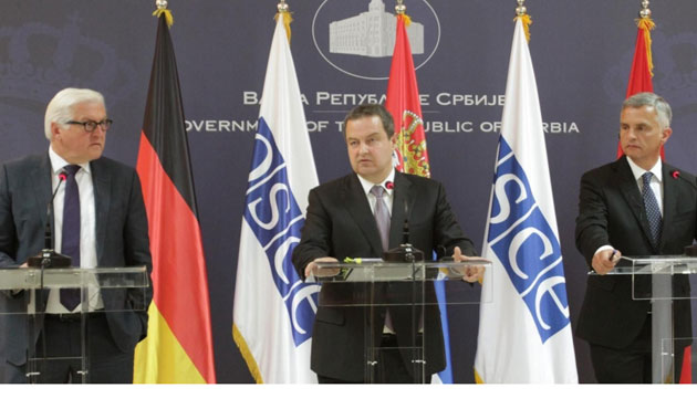 No new conditions for Serbia's path towards the EU