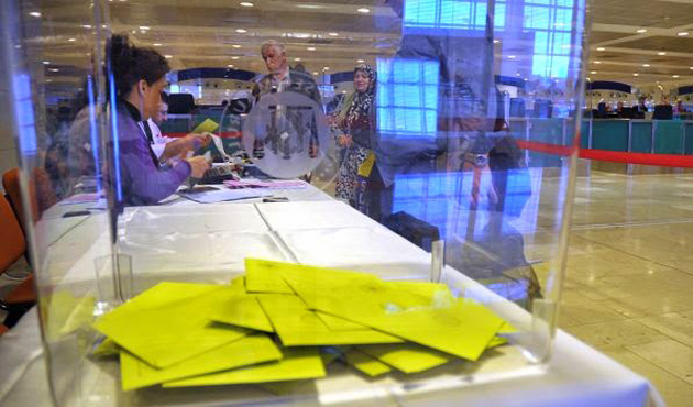 Poll stations to open abroad for Turkish elections