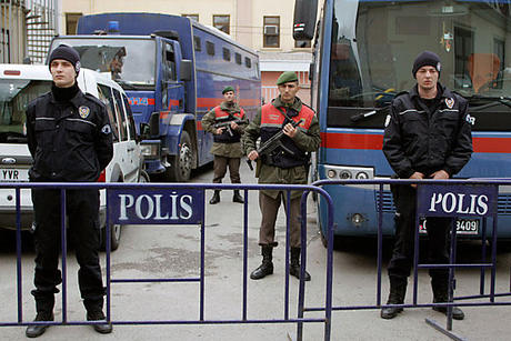Istanbul under security lockdown for Labour Day