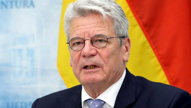 German president 'worried' about possible Trump victory