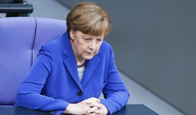 Merkel warns 'serious differences' still blocking coalition deal