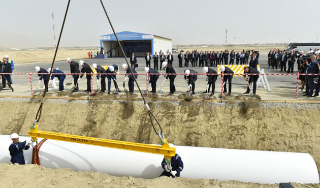 S.Gas Corridor to supply Azeri energy for 100 years