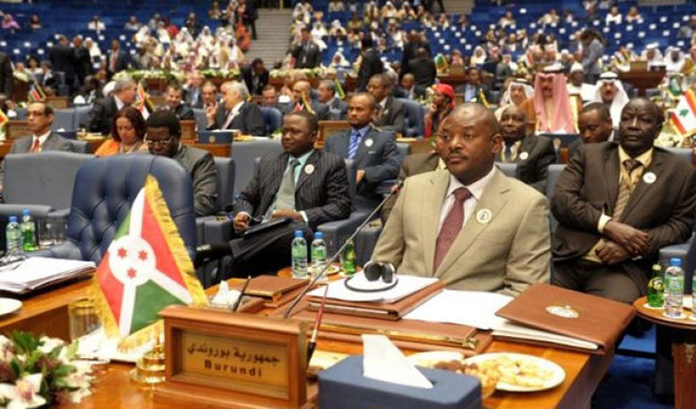 Burundian President warns of impending Shabaab attack
