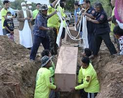 2nd migrant grave site found in Thai south